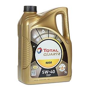 Total 3425901019277 Aceite DE Motor Quartz 9000 Energy 5W40 5 litros, 5L