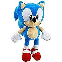 Sonic The Hedgehog - SEGA- Peluche Sonic - Medidas 28 cm - Color Azul