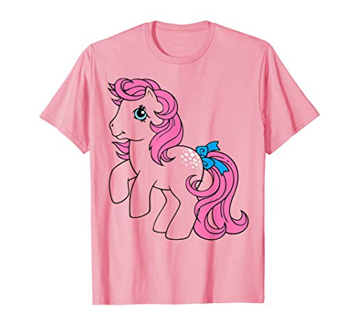 My Little Pony Cotton Candy Outline T-Shirt