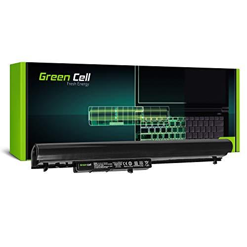 Green Cell® Standard Serie OA04 Batteria per Portatile HP 240 G2 G3 | 245 G2 G3 | 246 G3 | 250 G2 G3 | 255 G2 G3 | 256 G3 | 15-D 15-G 15-H 15-R | Compaq 15-A 15-H 15-S (4 Pile 2200mAh 14.4V Nero)