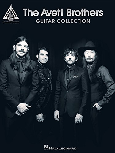 The Avett Brothers Guitar Collection Songbook (Guitar Recorded Versions) (English Edition)