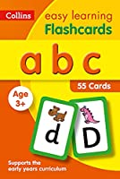 abc Flashcards: Ideal for Home Learning (Collins Easy Learning Preschool)