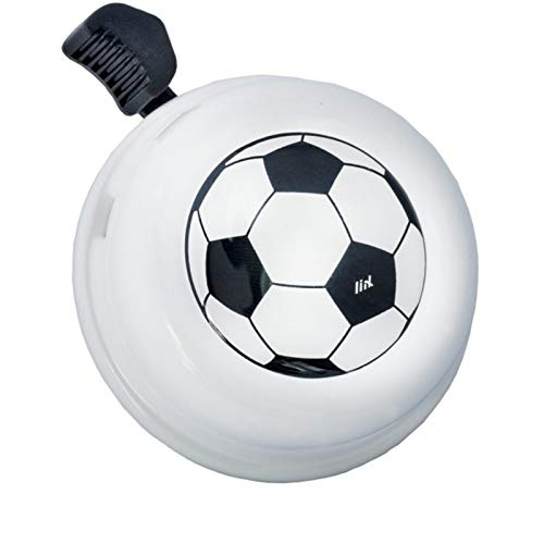 Liix Fahrradklingel Colour Bell, Fussball, LiixBell