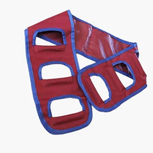 QIANGGAO Transfer Sling Gang Gürtel Lift Sling Rollstuhl Slide Board Transfer Turner Patientenbetreuung Transportsicherheit Mobilitätshilfen Ausrüstung Krankengurt für ältere Menschen mit Behinderung