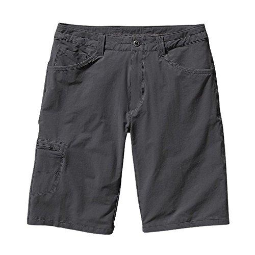 Patagonia Herren Shorts M'S Quandary Shor 12 38 Grigio (Forge Grey)