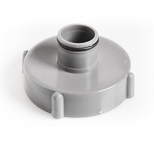 Adapter für Saugschlauch, Bodensauger, kompatibel mit allen Intex Pools
