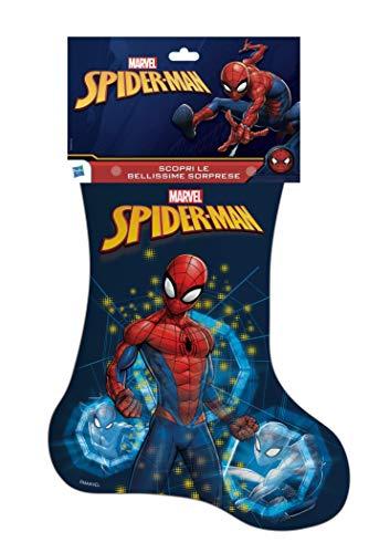 Hasbro- Calza della Befana 2020 Spider-Man, Multicolore, C79564500