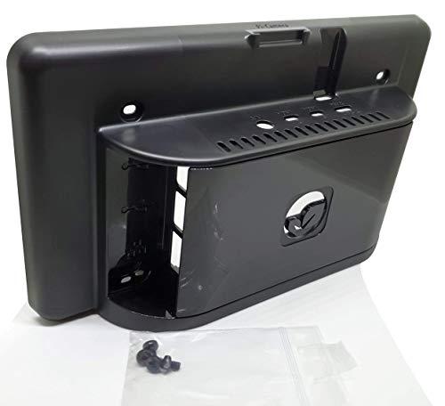 Raspberry Pi 4 Schutzhülle für 17,8 cm (7 Zoll) Touchscreen (Schwarz