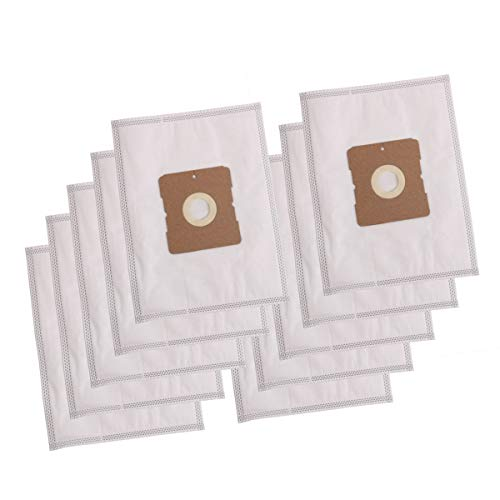 10x Staubsaugerbeutel/Saugertüte kompatibel mit AEG AE 3450, 3455, 3460, 3465, Ergo Essence 2000, 4200, 4500-4599, 4598, Original Größe 50