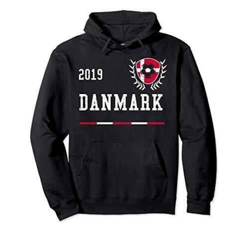 Denmark Football Jersey 2019 Danish Soccer Jersey Pullover Hoodie