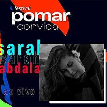 Sarah Abdala no Festival Pomar Convida (Ao Vivo)