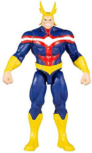 Boneco My Hero Academia All Might 15 Cm McFarlane F00598