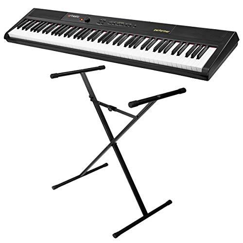 Artesia Performer Stage-Piano + Keyboard-Ständer