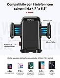 Zoom IMG-2 mpow porta cellulare auto supporto
