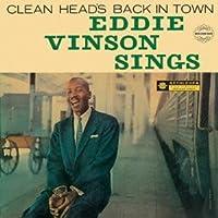 Sings / Clean Heads Back in Town by Eddie Vinson (2013-03-19)