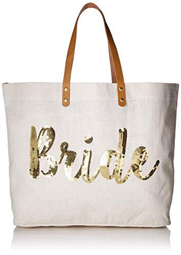 Mud Pie Bride, Gold Sequin