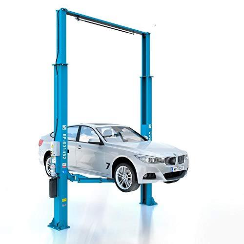 Hebebühne 2-Säulen Autohebebühne Säulenhebebühne hydraulisch OV 4.0 Tonnen 400V Höhe: 5.00m RP-6314B2
