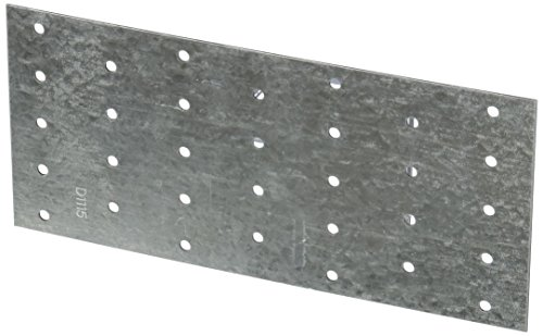 Simpson Strong Tie Simpson Strong Tie TP37 3-1/8-inch by 7-inch Tie Plate