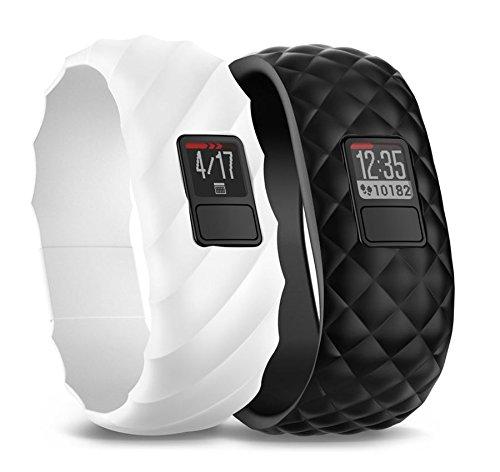 Garmin Vívofit 3 - Pack de 1 display  y 2 coreas para pulsera de acti