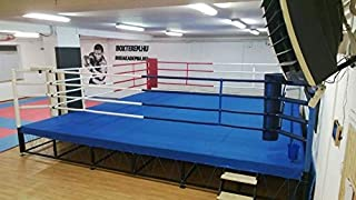 boxing ring floor canvas