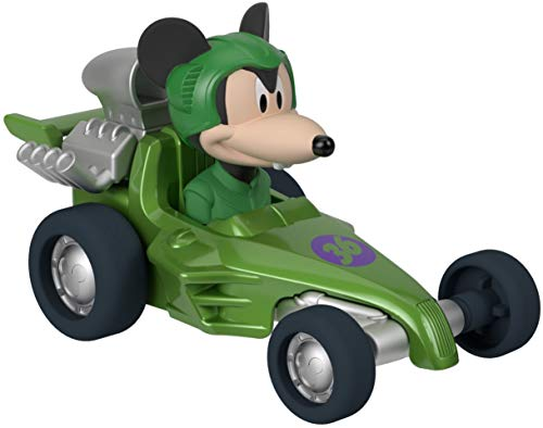 Fisher-Price Disney Mickey & the Roadster Racers, Morty Mccool