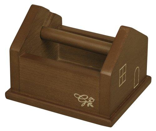 ガーニチュアシリーズ マスキングテープストッカー ブラウン G-1553B