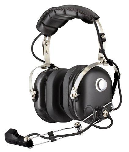 BigBen XPHS 20 in-ear hoofdtelefoon met microfoon, ruisonderdrukking, zwart