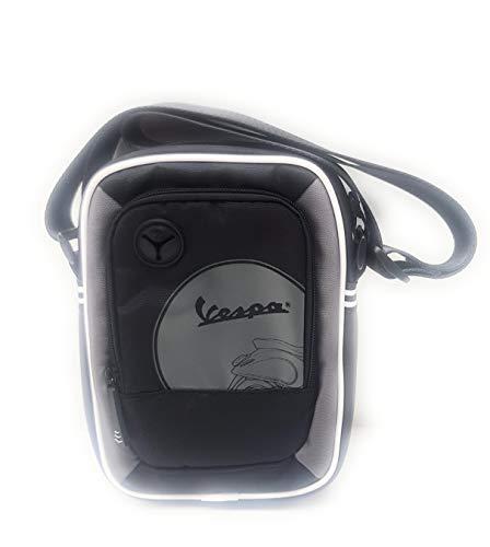 BR.EX.SA Vespa - tasche BOX Verstellbare Schulter für Mann und Frau (Einheitsgröße)
