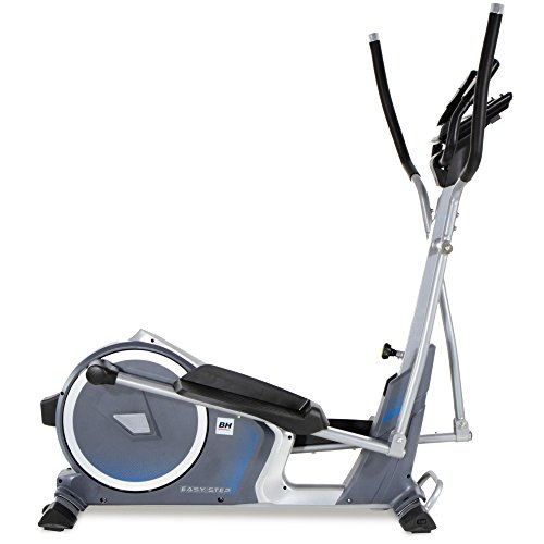 BH FITNESS i.EASYSTEP DUAL WG2518 bicicletta ellittica magnetica pieghevole con Dual Kit