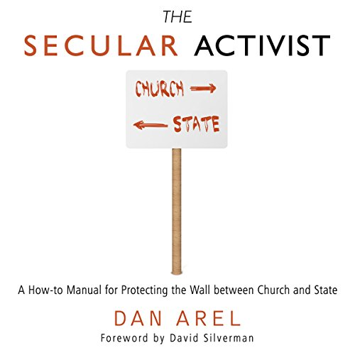 The Secular Activist audiobook cover art