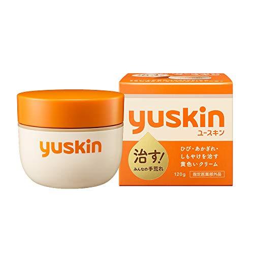 【ユースキン】 120gボトル 指定医薬部外品 クリーム