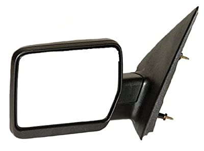 Sherman Replacement Part Compatible with Ford F-150 Driver Side Mirror Outside Rear View (Partslink Number FO1320233) (F5655A)