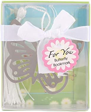 Butterfly bookmark favors _image0