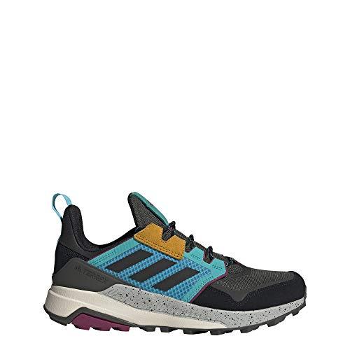 adidas Terrex Trailmaker Blue, Zapatillas de Hiking Hombre, TIELEY/NEGBÁS/AGALRE, 41 1/3 EU