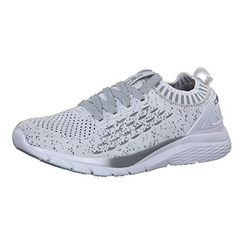CMP – F.lli Campagnolo Damen Diadema Wmn Fitness Shoe Fitnessschuhe, Weiß (Bianco A001), 39 EU