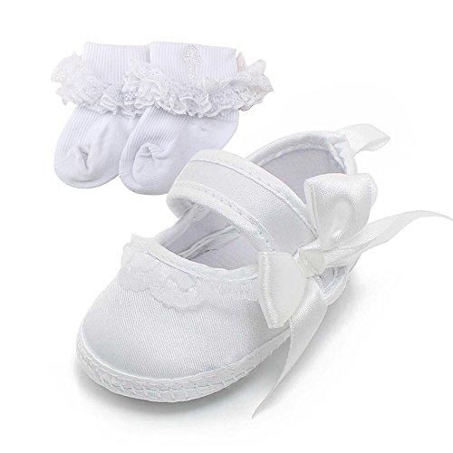 DELEBAO Zapatos Bebé Niña Suela Suave Zapatillas