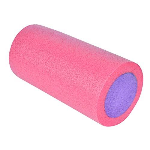Alvinlite Rodillo de Espuma, masajeador de músculos de Tejido Profundo para Dolores de Espalda, 45 cm/17,7 Pulgadas(Rosa)