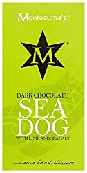 Dark chocolate with lime and sea salt Smooth and rich Peruvian chocolate Suitable for vegans Free from artificial colouring and preservatives