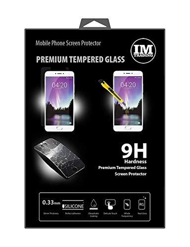 ENERGMiX Schutzglas kompatibel mit MEIZU MX6 Premium Tempered Glas Panzerdisplayglas Folie Schutzfolie