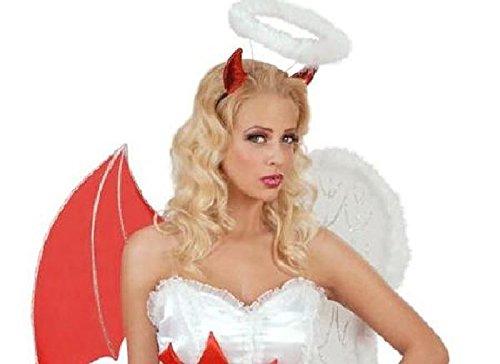 Mondial-Fete - Serre-tête Ange et démon