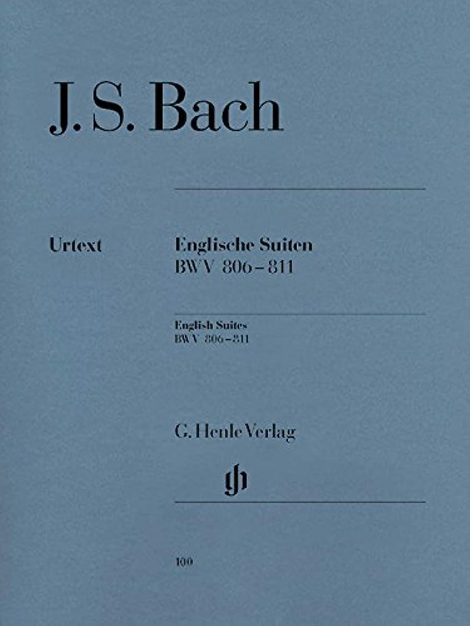 瞳ケイ素鑑定Englische Suiten BWV 806-811