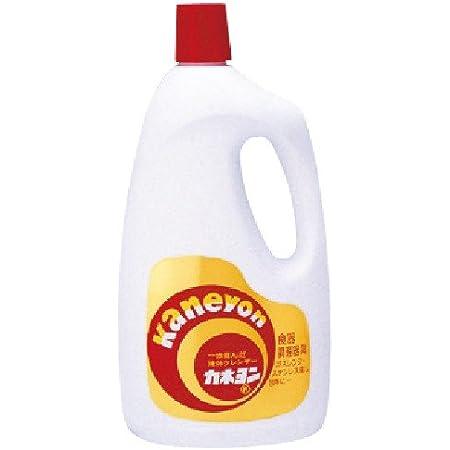 【大容量】 カネヨ石鹸 液体クレンザー カネヨン 2.4kg