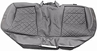 Passenger Side Genuine Hyundai 88260-25202-DEH Seat Cushion Covering Front