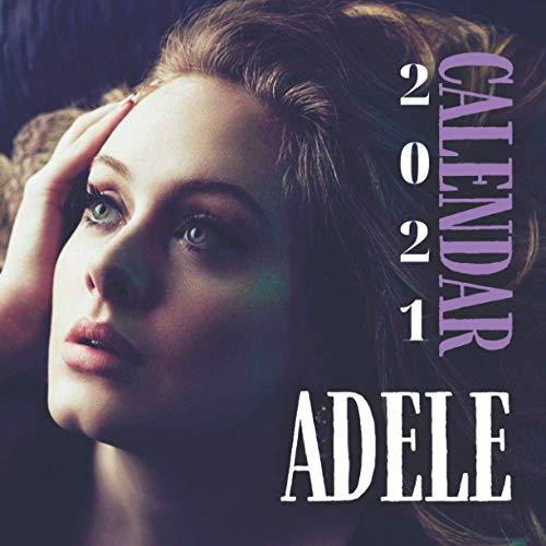 Adele: OFFICIAL Calendar 2021-2022