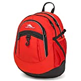 High Sierra Fatboy Backpack - Lightweight and Compact Student Backpack - Stylish Bookbag or Lunch Backpack for...