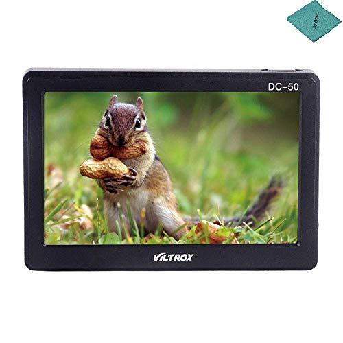 """VILTROX DC-50 HD Clip-on LCD 5"""" Monitor Portable Wide View for Canon Nikon Sony DSLR Camera DV"""