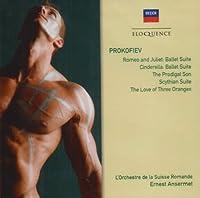 Prokofiev: Romeo & Juliet, Prodigal Son, Cinderella, Scythian suite [2 CD] (2009-04-10)
