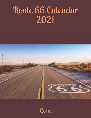 Route 66 Calendar 2021
