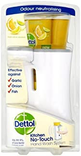 Dettol No Touch Handwash System Citrus 250ml Case of 4