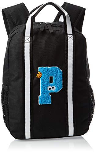 Puma Sesame Street Backpack Sac à Dos Jeunesse Unisexe, Black, OSFA